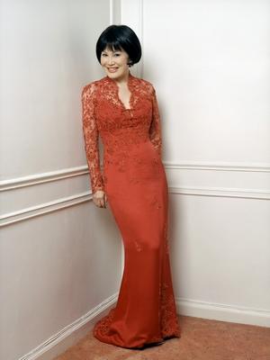 靳羽西最新时尚力作《魅力自造》2004年1月全国各大图片